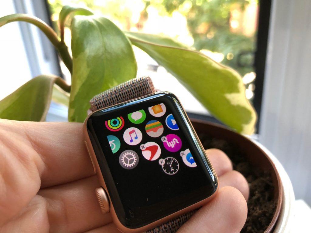 Apps von Ihrer Apple Watch deinstallieren